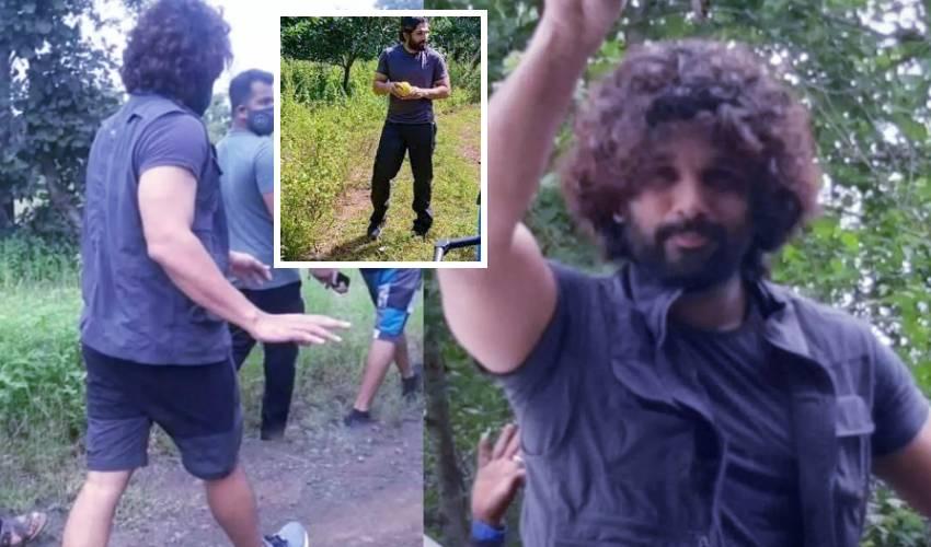 Pushpa Shooting : మారేడుమిల్లి అడవుల్లో 'పుష్ప' టీం సందడి!
