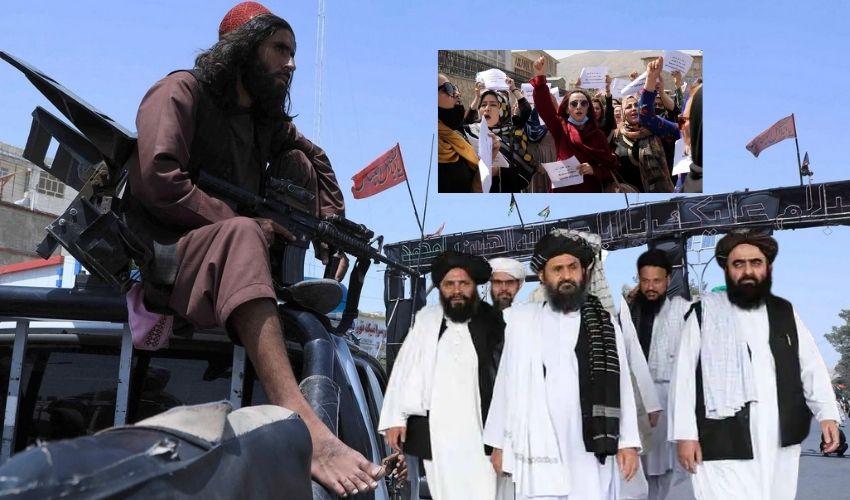 Taliban on Women: 'మహిళలంటే జన్మనివ్వడానికే.. మంత్రులుగా పనికిరారు'