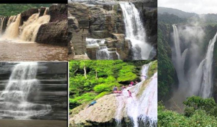 Waterfalls : తెలంగాణలో జలపాతాల అందాలు