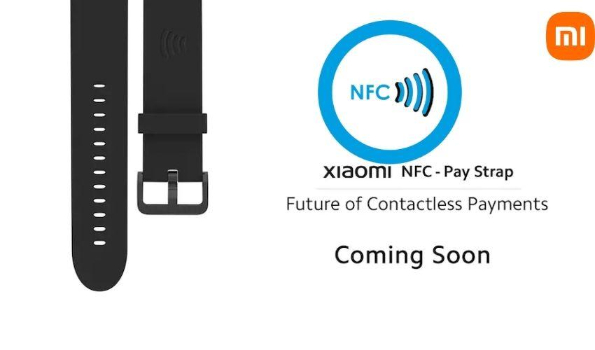 Xiaomi NFC Pay: వాచ్ బెల్ట్తోనే మనీ ట్రాన్సాక్షన్లు.. షియోమీ నుంచి అద్భుతమైన ఫీచర్
