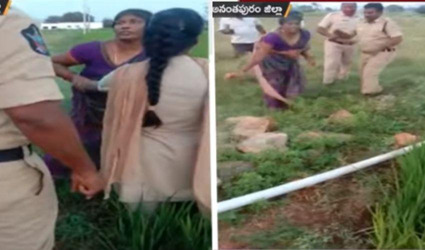 https://10tv.in/andhra-pradesh/ycp-leaders-destroyed-crop-fields-in-korrapadu-village-in-shinganamala-constituency-296833.html