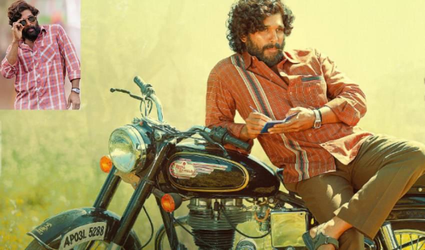 Allu Arjun : ఈ బుల్లెట్ మీద ఎన్ని చలాన్లు ఉన్నాయో తెలుసా