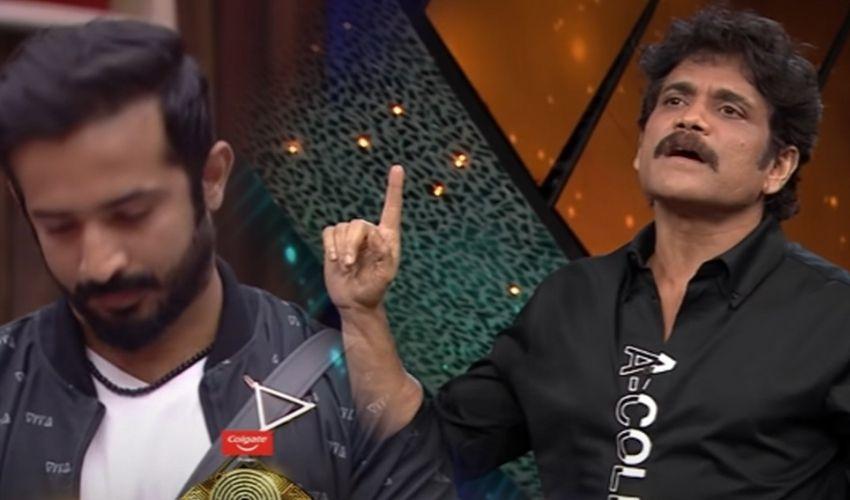 Bigg Boss 5 Telugu: అడ్డంగా బుక్కైన రవి.. క్లాస్ పీకిన నాగ్!