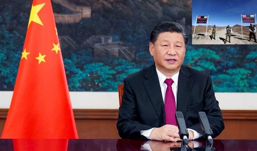 China's New Border Law : కొత్త భూ సరిహద్దు చట్టానికి చైనా ఆమోదం..భారత్ పై ప్రభావం