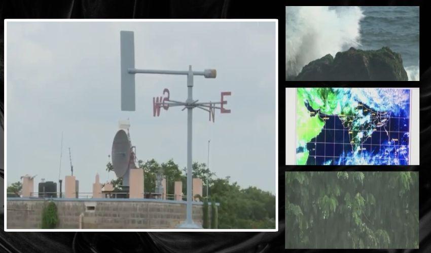 Cyclone Alert : మరో తుపాన్ ముప్పు..బీ అలర్ట్