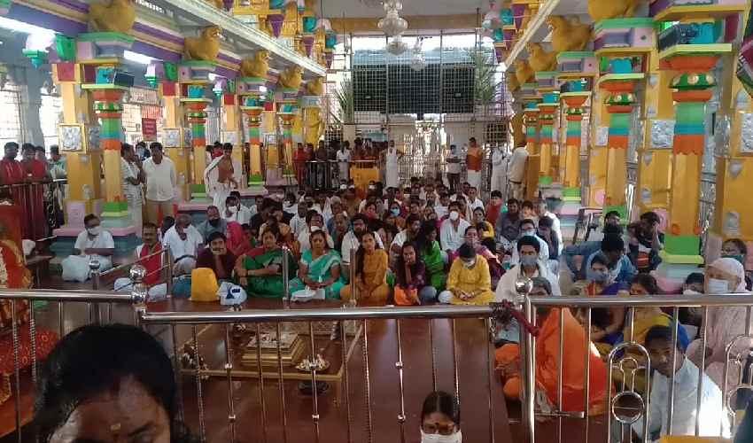 Dasara Festivities Basara