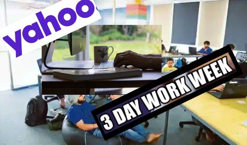 3 Day Work Week: ఆ కంపెనీ ఉద్యోగులకు వారానికి మూడే వర్కింగ్ డేస్..