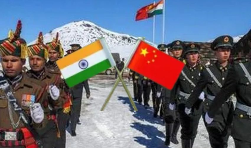 Commander Talk : భారత్ – చైనా, అసంపూర్తిగా 13వ విడత చర్చలు