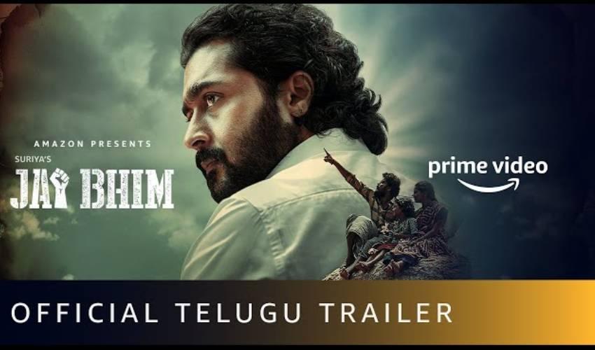 Jai Bhim Trailer : న్యాయస్థానం మౌనం.. చాలా ప్రమాదకరం..