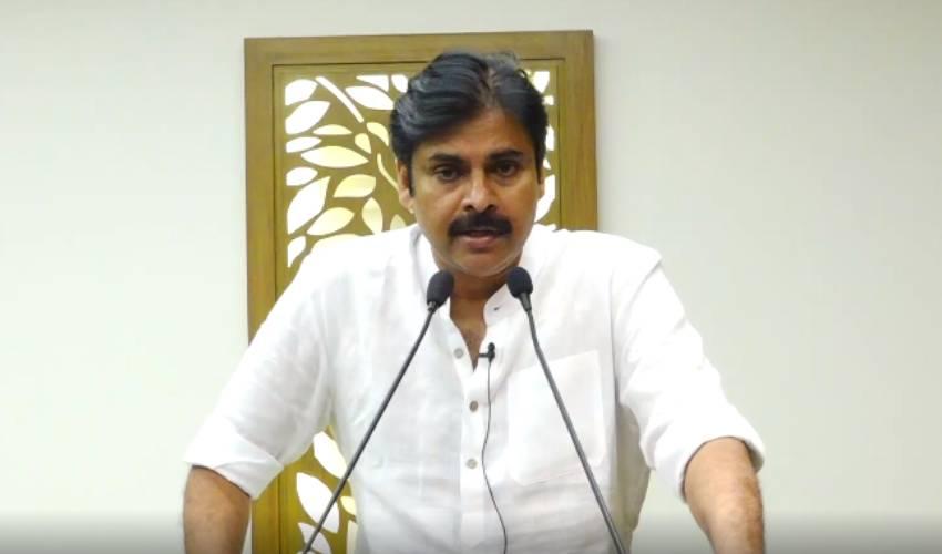 Pawan Kalyan: టీడీపీ ఆఫీసులపై దాడులను తీవ్రంగా ఖండించిన జనసేనాని..!