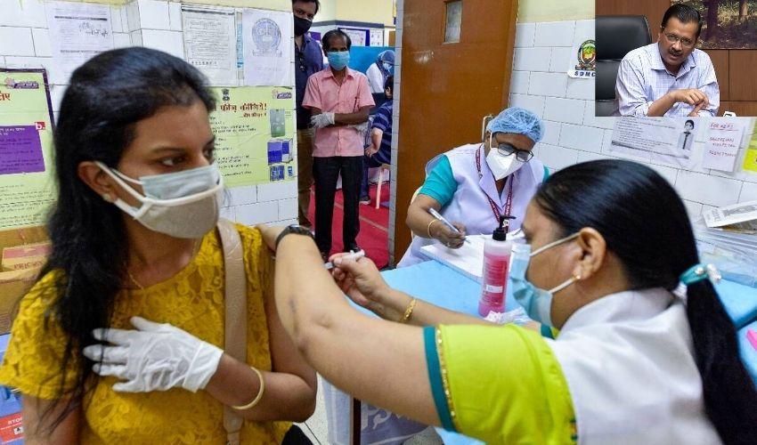 vaccine mandate For Employees : వ్యాక్సిన్ తీసుకుంటేనే ఆఫీసులోకి అనుమతి..ఢిల్లీ సర్కార్ ఆదేశాలు