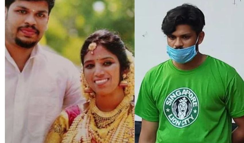 Uthra Murder Case : పాము కాటుతో భార్య మృతి.. భర్తను దోషిగా తేల్చిన కోర్టు