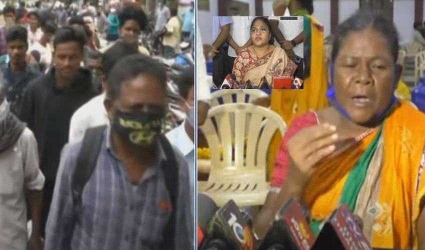 Kotia Villages : ఏపీలోనే ఉంటాం.. ఆంధ్రా-ఒడిశా సరిహద్దులోని కొటియా గ్రామాల ప్రజలు