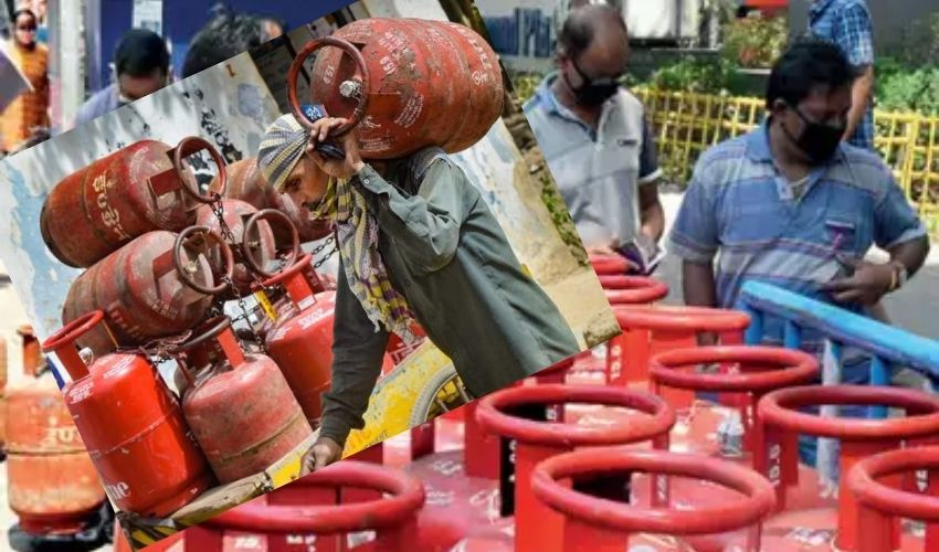 Gas  Cylinder Price Hiked : రూ.15 పెరిగిన గ్యాస్ సిలిండర్ ధర