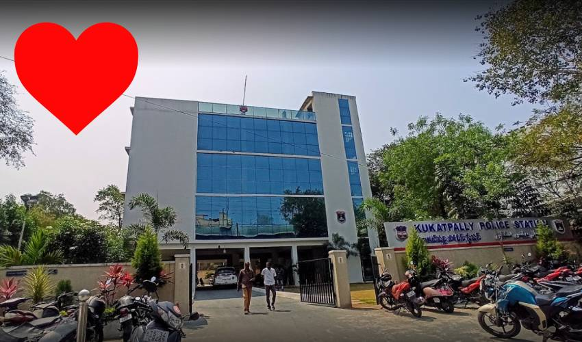 https://10tv.in/telangana/police-case-on-trainee-ias-officer-mrigendarlal-in-kukat-pally-police-station-295936.html
