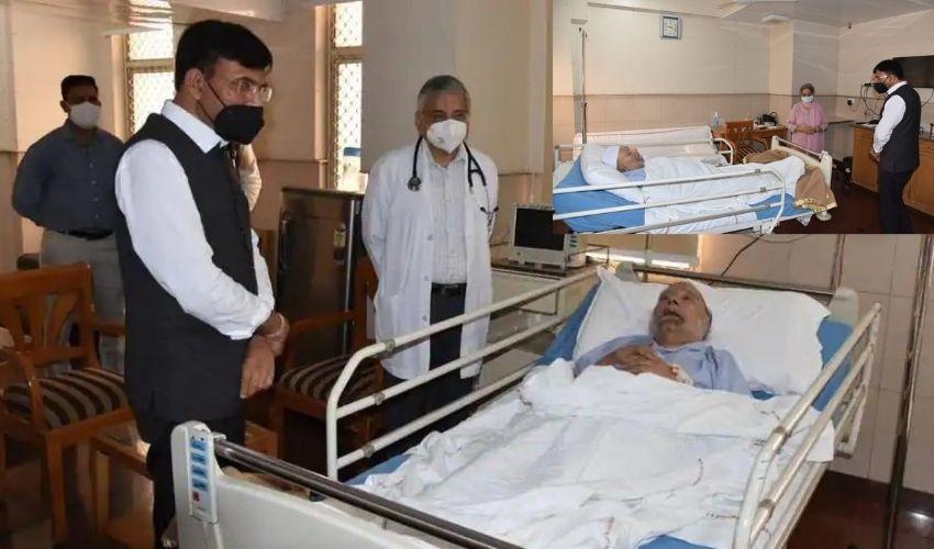 Manmohan Singh : నిలకడగా మాజీ ప్రధాని ఆరోగ్యం..త్వరగా కోలుకోవాలని మోదీ ఆకాంక్ష