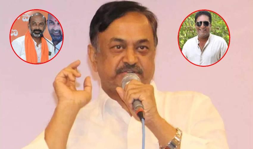Maa Elections : ప్రకాశ్ రాజ్కు సీవీఎల్ సారీ..! ఓటే వేయనని ప్రకటన!