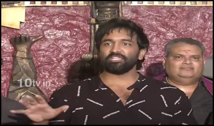 Manchu Vishnu: రాజీనామా చేస్తే నీ ఇంటికొచ్చి కొరికేస్తా..!!