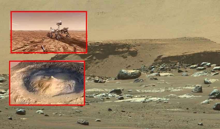 Mars : అంగారకుడిని ముంచెత్తిన వరదలు..? కీలక చిత్రాలు పంపిన నాసా రోవర్