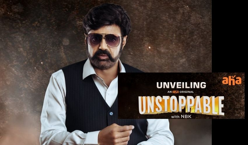 UnStoppable NBK : అన్స్టాపబుల్ విత్ NBK- Aha ఒరిజినల్- Live