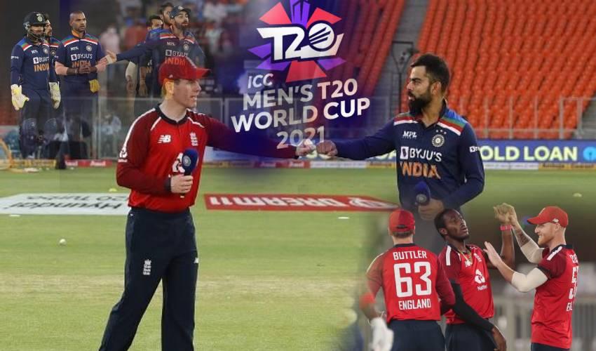 T20 World Cup 2021: వార్మప్ మ్యాచ్కు వేళాయె.. ఇంగ్లాండ్తో ఇండియా