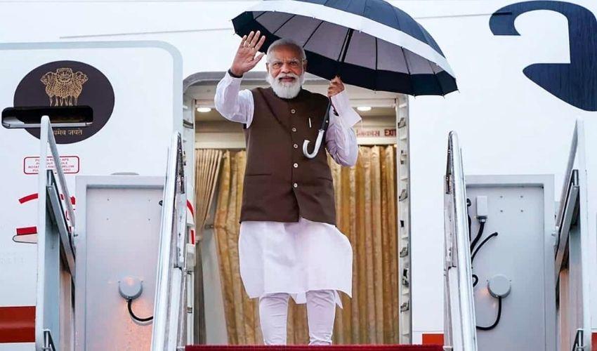 PM MODI : ఇటలీ,బ్రిటన్ పర్యటనకు మోదీ