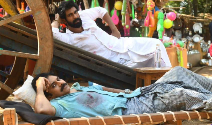Bheemla Nayak : రిలాక్స్ అవుతున్న 'భీమ్లా నాయక్'.. డానియెల్ శేఖర్.. లుక్ అదిరిందిగా!