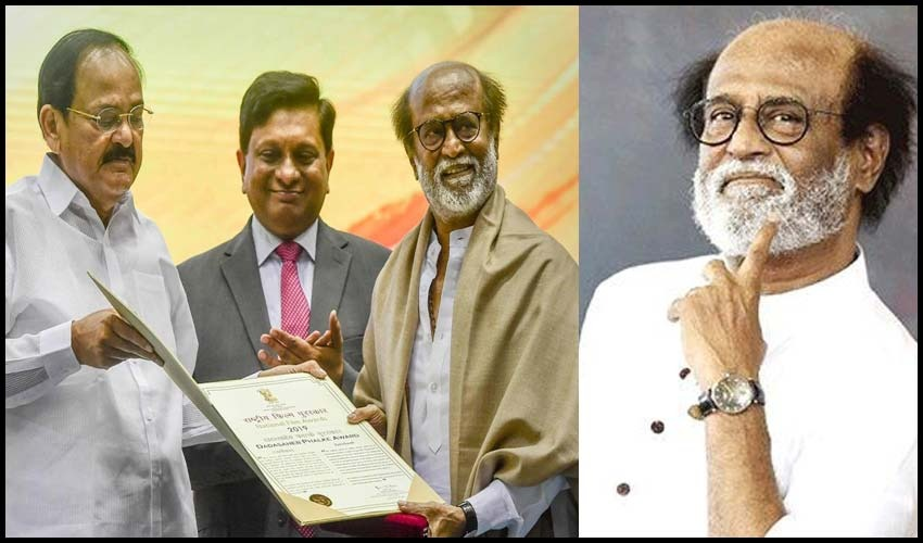 Rajinikanth: రజనీ ఓ సూపర్ పవర్.. అవార్డులకే రివార్డ్ ఈ తలైవా