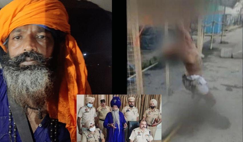 Singhu Border Killing : సింఘు బోర్డర్ హత్య కేసులో మరో అరెస్ట్..7రోజుల పోలీస్ కస్టడీకి సరవ్జీత్ సింగ్
