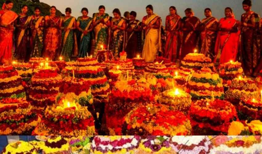 Bathukamma : సద్దుల బతుకమ్మకు అంతా రెడీ.. ఈ ఏడాది రెండు రోజుల ముగింపు ఎందుకంటే..?