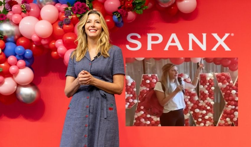 Spanx company Sara Blakely : లాభాల్లో ఉద్యోగులకు వాటా ఇచ్చిన లేడీ బాస్.. ఒక్కో ఉద్యోగికి రూ.7.5లక్షలు గిఫ్ట్