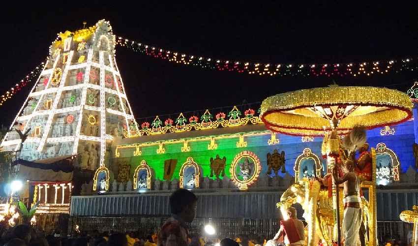 Tirumala Brahmotsavam : 7 నుంచి తిరుమల శ్రీవారి వార్షిక బ్రహ్మోత్సవాలు