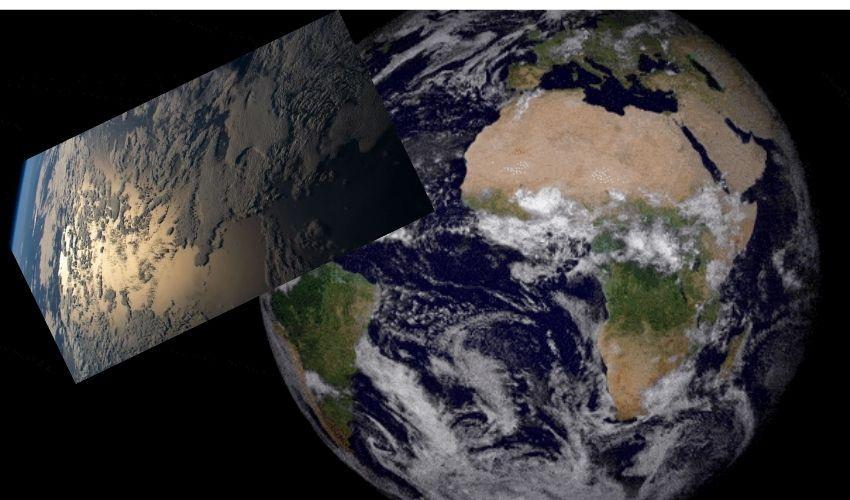 Earths Lighting : కాంతి కోల్పోయి మసకబారిపోతున్న భూమి..ఆందోళన వ్యక్తంచేస్తున్న శాస్త్రవేత్తలు