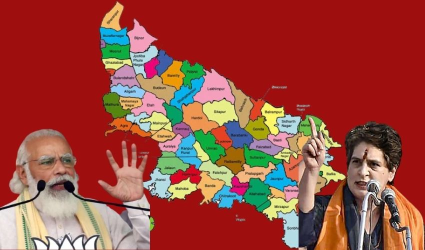 UP Election : వచ్చే ఏడాది ఎన్నికలు, అప్పుడే హామీల వర్షం