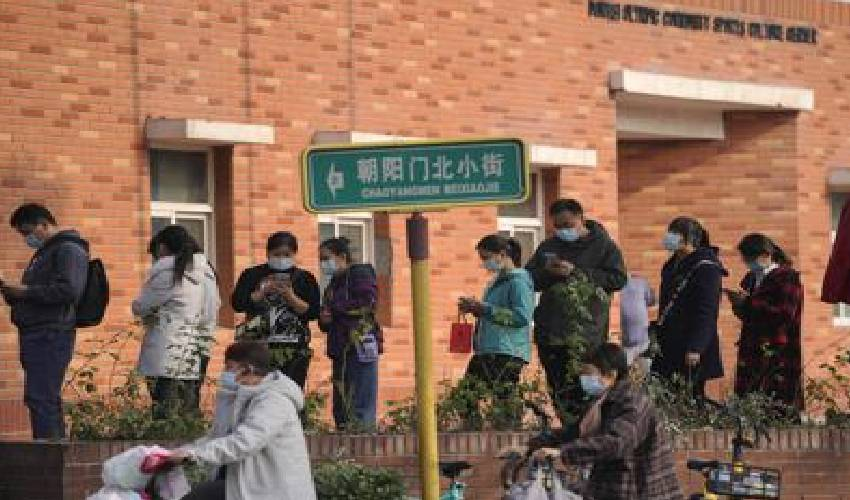 China Vaccination for Above 3 Years : మూడేళ్ల చిన్నారులకు టీకా వేసేందుకు చైనా ప్రయత్నాలు