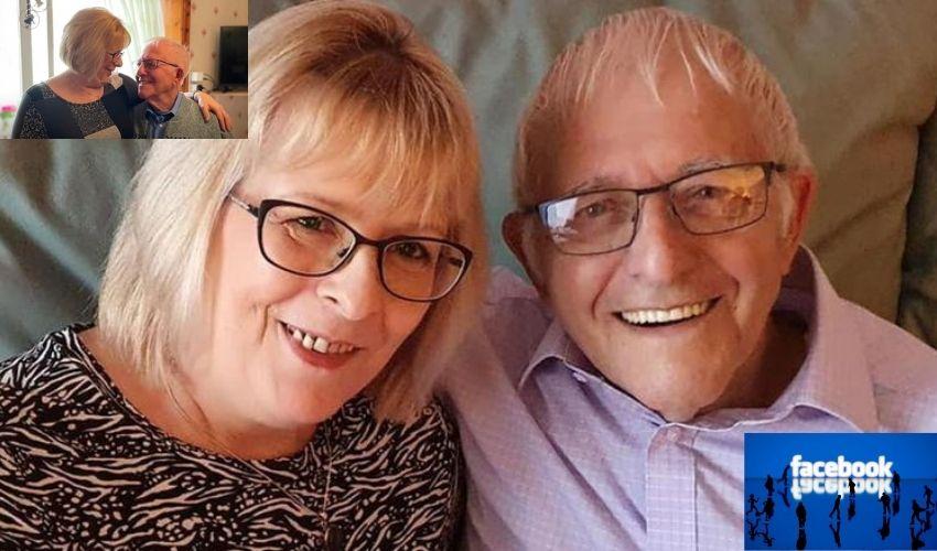 Reunited By Facebook : 58 ఏళ్ల తర్వాత..తండ్రీ కూతుళ్లను కలిపిన ఫేస్ బుక్