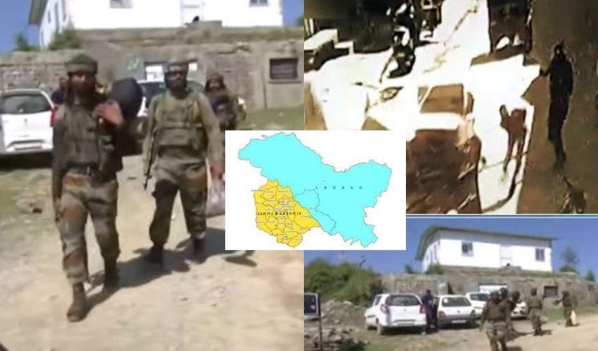 Jammu and Kashmir : జమ్మూకశ్మీర్..30 గంటల వ్యవధిలో 5 ఎన్కౌంటర్లు