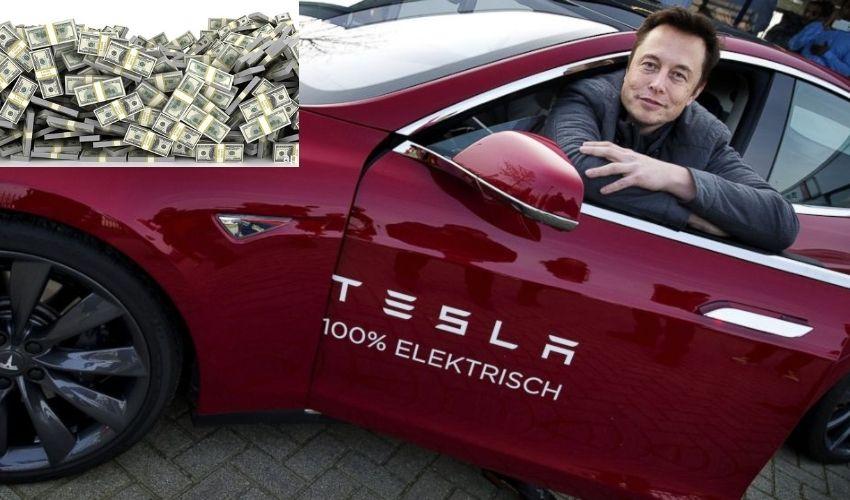 Elon Musk's Fortune : ఒక్క రోజే 2.71లక్షల కోట్లు పెరిగిన ఎలాన్ మస్క్ సంపద