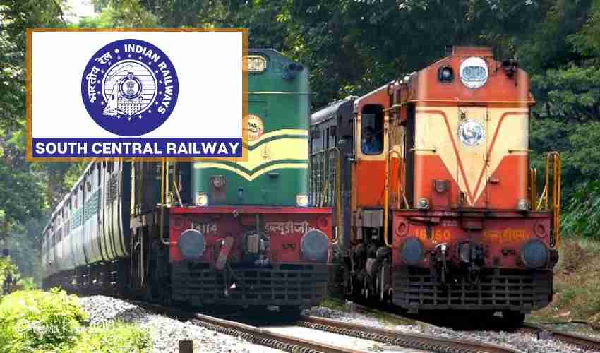 South Central Railway : దక్షిణ మధ్య రైల్వేలో 4103 అప్రెంటిస్ ల భర్తీ