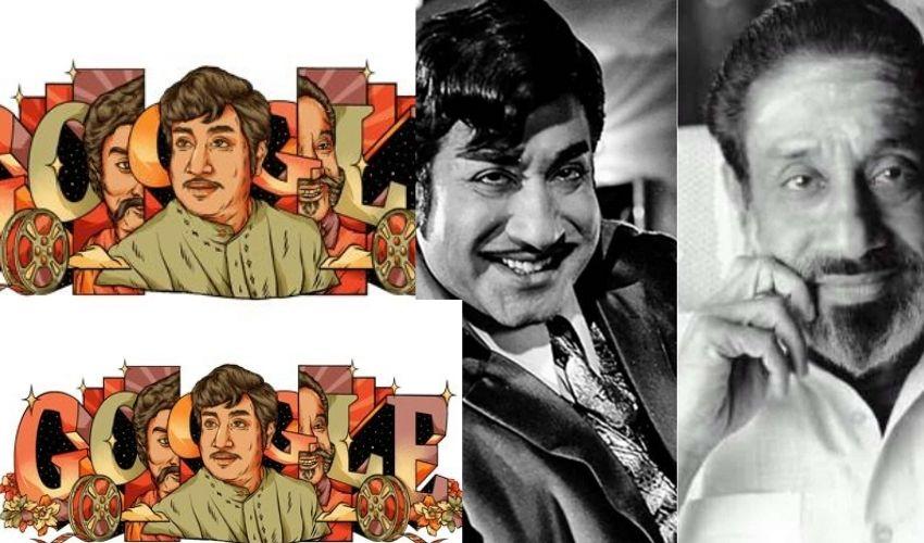 Shivaji Ganeshan :  శివాజీ గణేశన్ జయంతి.. గూగుల్ స్పెషల్ గిఫ్ట్..