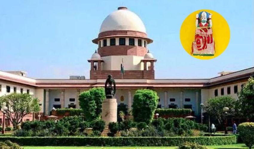 Supreme Court : కరోనా మాత ఆలయం కూల్చివేతపై పిటిషన్ వేసిన వ్యక్తులకు రూ.5 వేలు జరిమానా