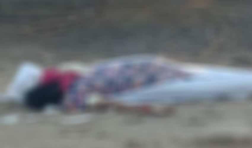 Unidentified Dead Body : గుర్తు తెలియని మహిళ దారుణ హత్య