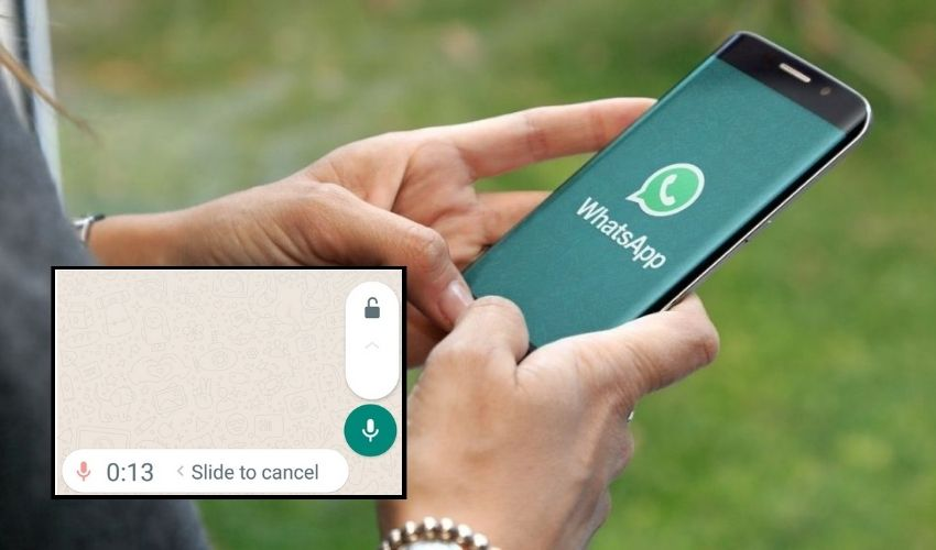 WhatsApp Voice Feature: వాట్సప్ వాయీస్ మెసేజ్ల కోసం కొత్త ఫీచర్